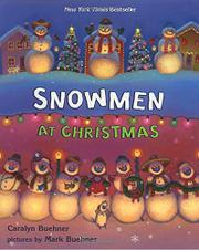 Cover art for SNOWMEN AT CHRISTMAS