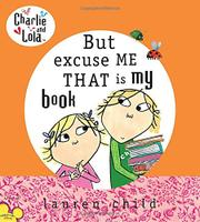 Book Cover for BUT EXCUSE ME THAT IS MY BOOK