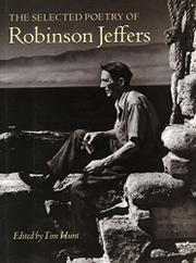 SELECTED POETRY OF ROBINSON JEFFERS by Robinson Jeffers