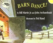 Cover art for BARN DANCE!