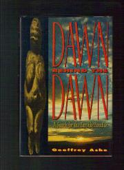 DAWN BEFORE THE DAWN by Geoffrey Ashe