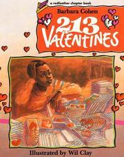 213 VALENTINES by Barbara Cohen