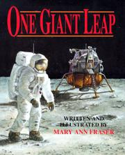 Book Cover for ONE GIANT LEAP