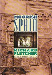 Cover art for MOORISH SPAIN