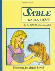 SABLE by Karen Hesse
