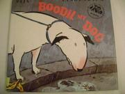 Book Cover for BOODIL MY DOG
