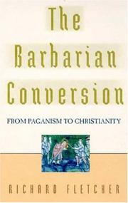 Cover art for THE BARBARIAN CONVERSION