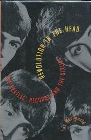 Cover art for REVOLUTION IN THE HEAD
