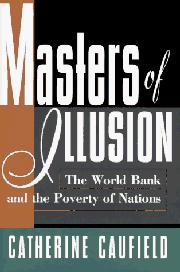MASTERS OF ILLUSION by Catherine Caufield