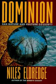 DOMINION by Niles Eldredge