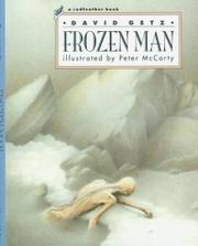 Cover art for FROZEN MAN