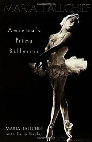 Book Cover for MARIA TALLCHIEF