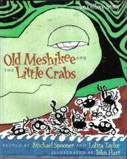 OLD MESHIKEE AND THE LITTLE CRABS by Michael Spooner