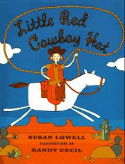 Cover art for LITTLE RED COWBOY HAT