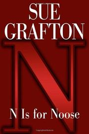 'N' IS FOR NOOSE by Sue Grafton