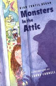 Book Cover for MONSTERS IN THE ATTIC