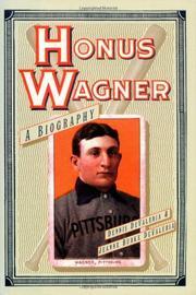 HONUS WAGNER by Dennis DeValeria
