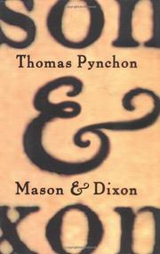 Cover art for MASON & DIXON