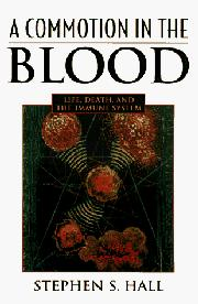A COMMOTION IN THE BLOOD by Stephen S. Hall