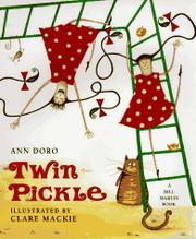 TWIN PICKLE by Ann Doro