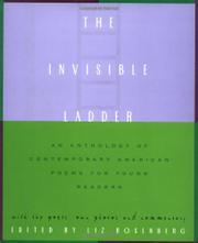THE INVISIBLE LADDER by Liz--Ed. Rosenberg
