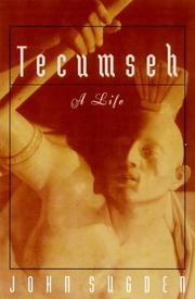 TECUMSEH by John Sugden