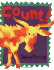 COUNT! by Denise Fleming