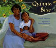 QUINNIE BLUE by Dinah Johnson