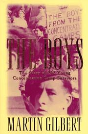 Book Cover for THE BOYS