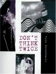 Cover art for DON'T THINK TWICE