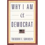 Cover art for WHY I AM A DEMOCRAT