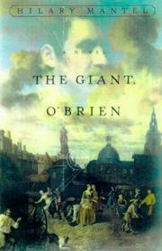 Book Cover for THE GIANT, O'BRIEN