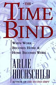 Cover art for THE TIME BIND