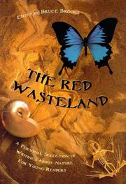 THE RED WASTELAND by Bruce Brooks