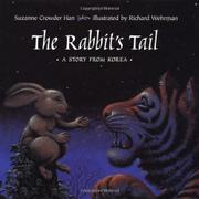 THE RABBIT'S TAIL by Suzanne Crowder--Adapt. Han