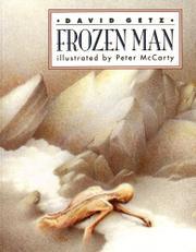 FROZEN MAN by David Getz
