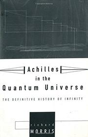 Cover art for ACHILLES IN THE QUANTUM UNIVERSE
