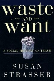 Cover art for WASTE AND WANT