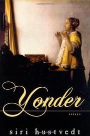 YONDER by Siri Hustvedt