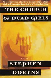 Book Cover for THE CHURCH OF DEAD GIRLS