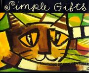 Book Cover for SIMPLE GIFTS
