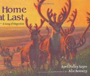 Book Cover for HOME AT LAST