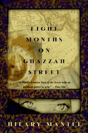 Cover art for EIGHT MONTHS ON GHAZZAH STREET