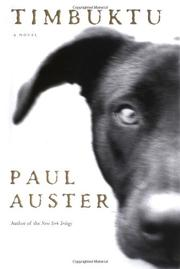 TIMBUKTU by Paul Auster