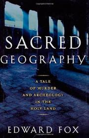 SACRED GEOGRAPHY by Edward Fox