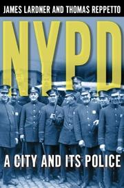 NYPD by James Lardner