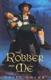 Cover art for THE ROBBER AND ME