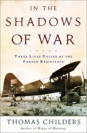 Book Cover for IN THE SHADOWS OF WAR