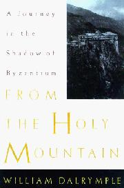 Book Cover for FROM THE HOLY MOUNTAIN