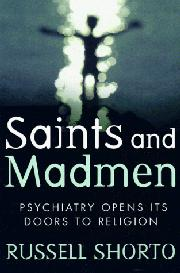 Cover art for SAINTS AND MADMEN